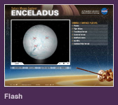 Flash - Launch Enceladus Explorer