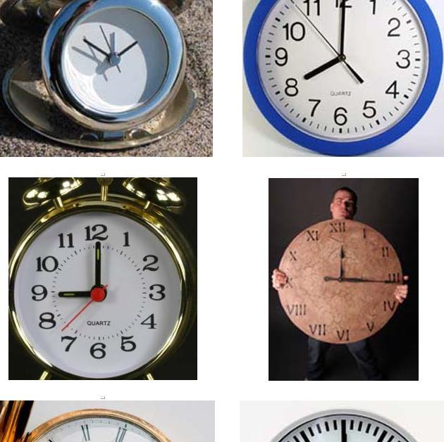 Armbruster Blog Weird Clocks
